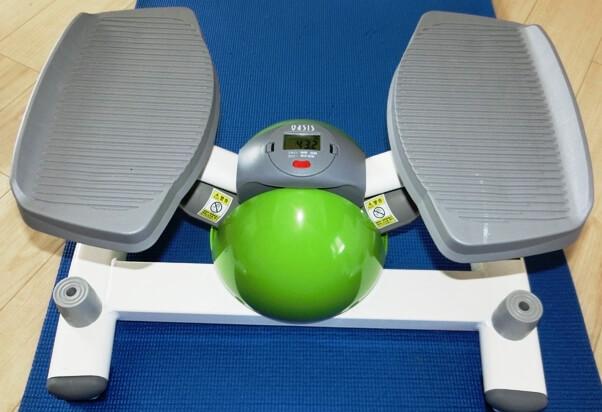 東急スポーツオアシスのフィットネスクラブが作ったツイストステッパーは使い方に注意だ!