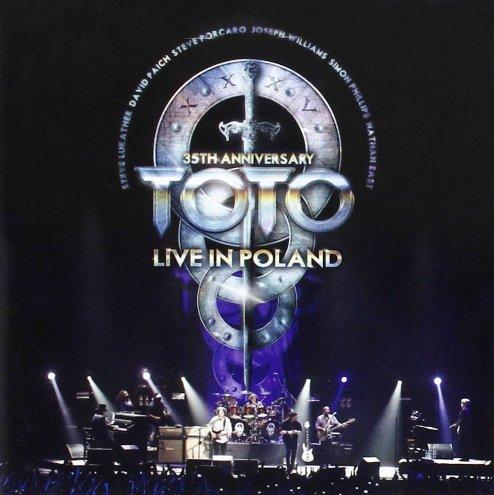 TOTOのライブアルバム「35th Anniversary Tour Live in Poland」が神がかっている件について